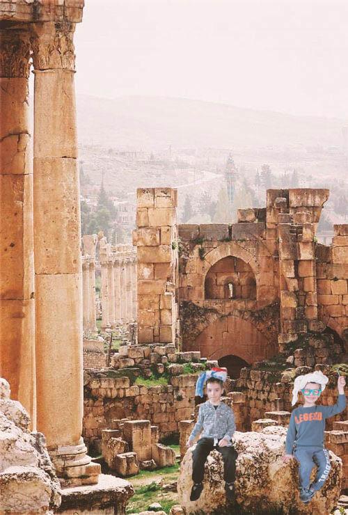 Heliopolis (Baalbek) Liban