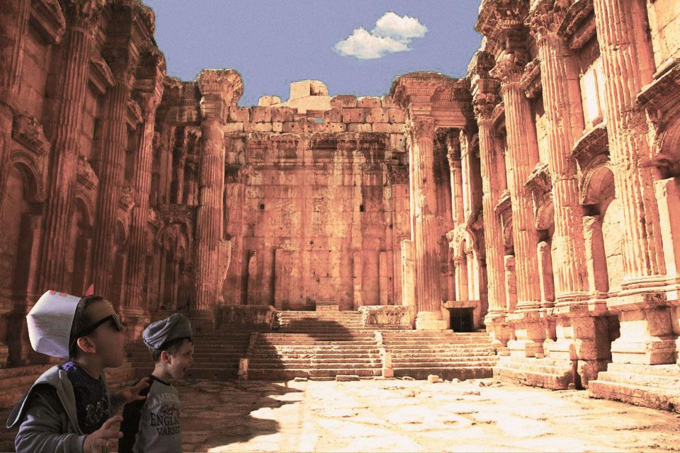 Jupiterov hram u Balbeku3