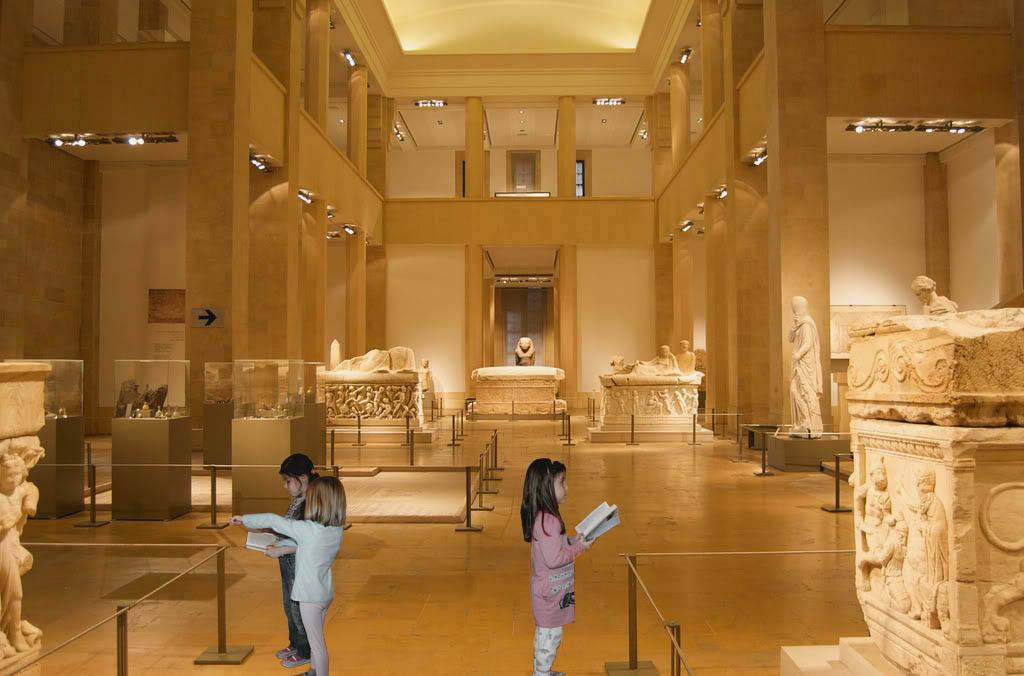 Nacionalni muzej, Bejrut
