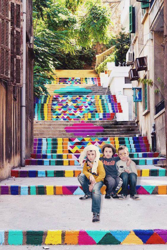 Ulica Armenia, Bejrut-Liban