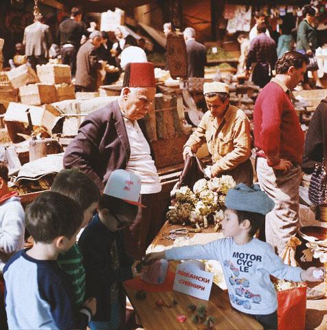 Ulicni market u Bejrutu