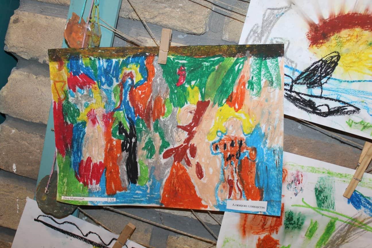 alžirsko slikarstvo