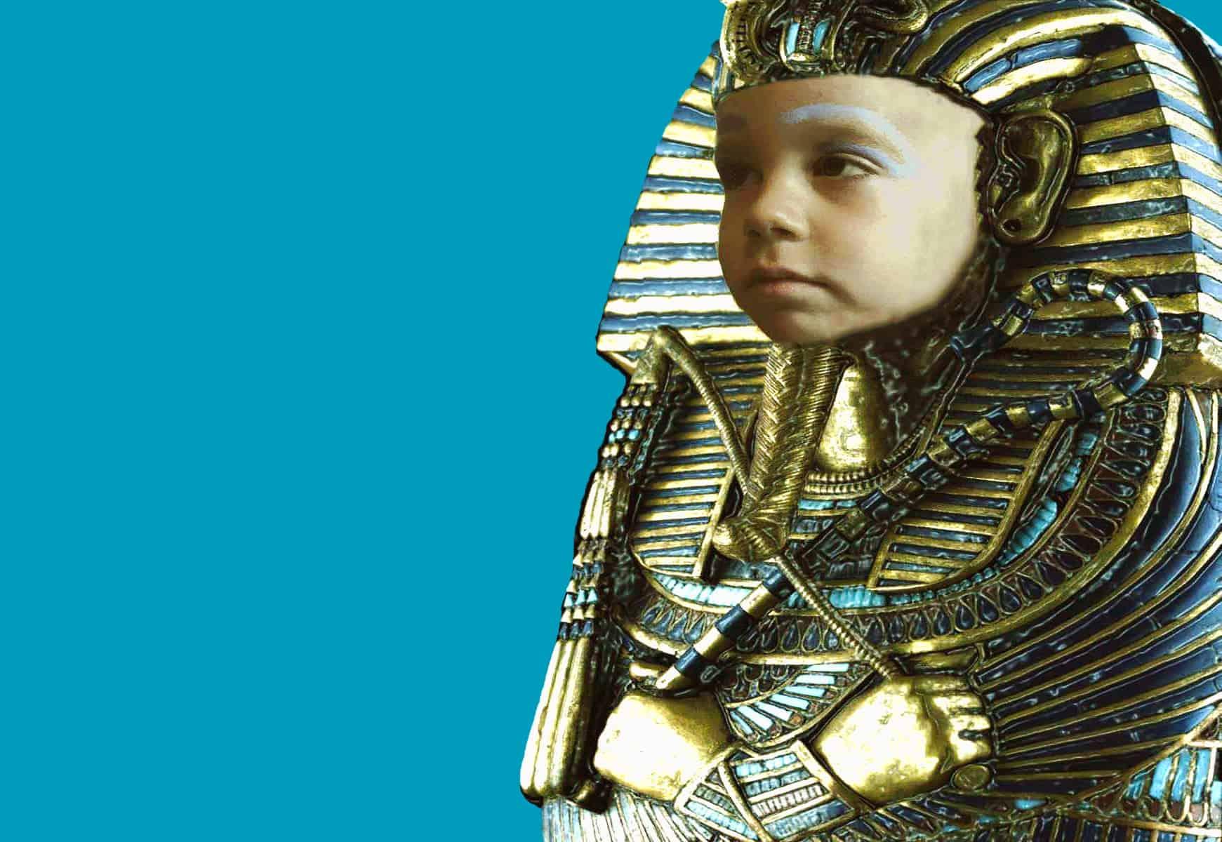 vrtić Povratka prirodi, Tutankamon