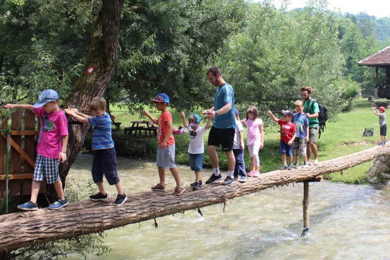 Izveštaj sa terenske nastave: dolina reke Gradac