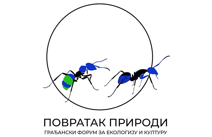 Prvo zvanično pojavljivanje Povratkovog Građanskog foruma za ekologiju i kulturu