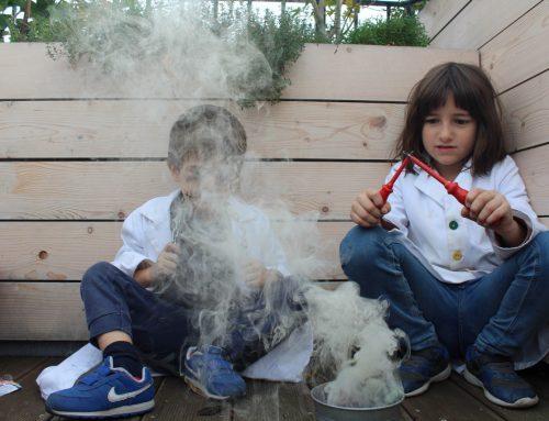 (Ne) igraj se vatrom  – Eksperimenti za zajedničko učenje dece i odraslih